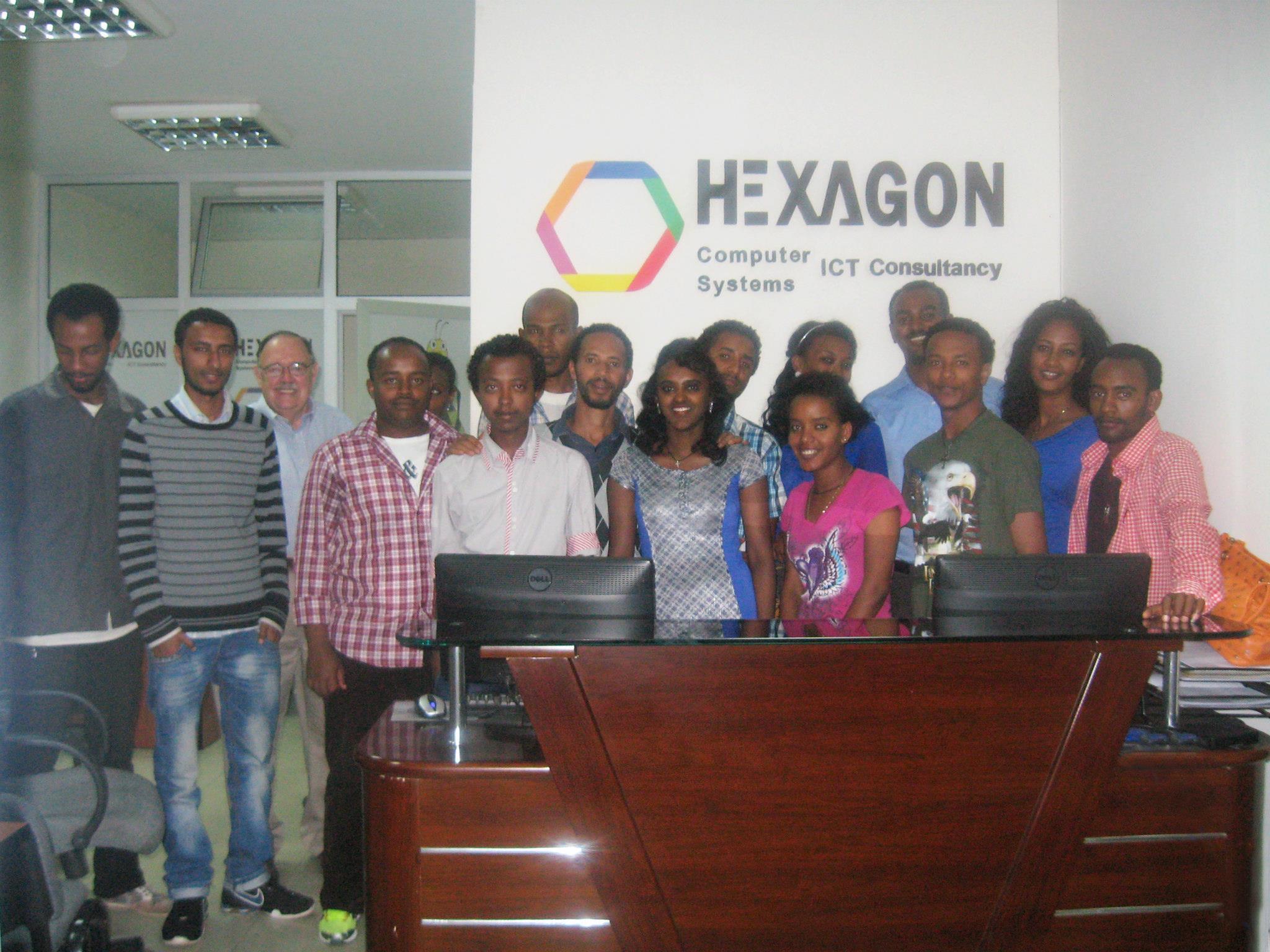 Hexagon Team